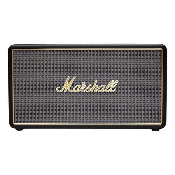 【マーシャルグッズプレゼント!!】【送料込】【国内正規品】Marshall マーシャル ZMS-04091390 Stockwell Black Bluetooth ポータブル スピーカー 【smtb-TK】