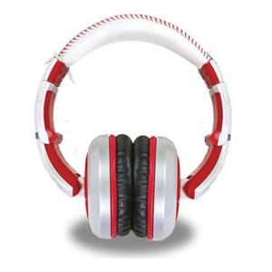 CAD Sessions MH510W (ホワイト&レッド) ヘッドホン