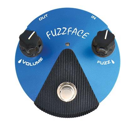 【送料込】Dunlop/ダンロップ FFM1 Fuzz Face Mini Silicon ファズペダル【smtb-TK】