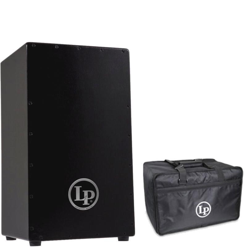【送料込】【純正バッグ付】LP LP1428NY Box Black Black Box Cajon Made Cajon in USA カホン【smtb-TK】, シワヒメチョウ:7771fcd1 --- officewill.xsrv.jp