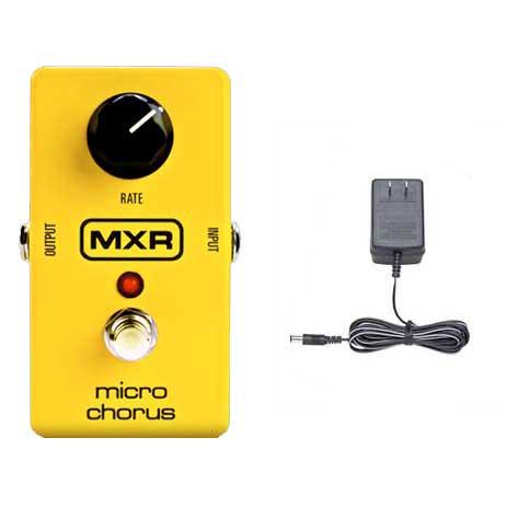 【送料込】MXR M148 MXR MICRO CHORUS(純正ACアダプター付)【正規品・保証書付属】【smtb-TK】