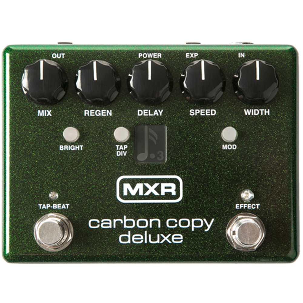 【送料込】【国内正規品】MXR M292 CARBON COPY DELUXE アナログ・ディレイ【smtb-TK】