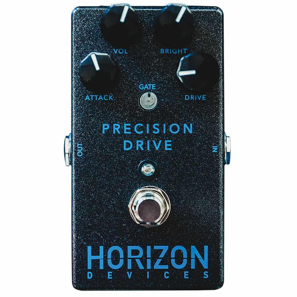 【送料込】HORIZON DEVICES ホライズン・デヴァイス PRECISION DRIVE ノイズゲート搭載 オーバードライブ / ディストーション【smtb-TK】