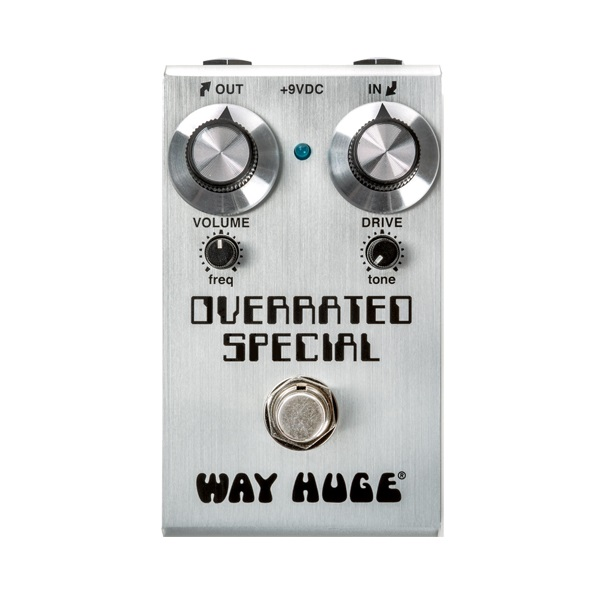 【送料込】WAY HUGE ウェイヒュージ WM28 SMALLS OVERRATED SPECIAL OVERDRIVE Joe Bonamassa オーバードライブ 【smtb-TK】