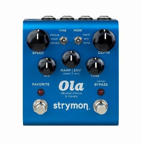 【送料込 &】Strymon/ストライモン Chorus Ola Chorus dBucket CHORUS & VIBRATO VIBRATO unit オーラ・コーラス【smtb-TK】, CoCo Ceylon:6dcb1f08 --- rigg.is