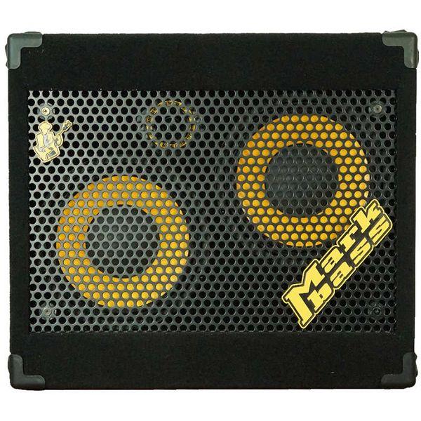 【送料込】Markbass マークベース MARCUS MILLER 102 CAB Marcus Miller マーカス・ミラー シグネチャー ベース・キャビネット MAK-MM102CAB 【smtb-TK】