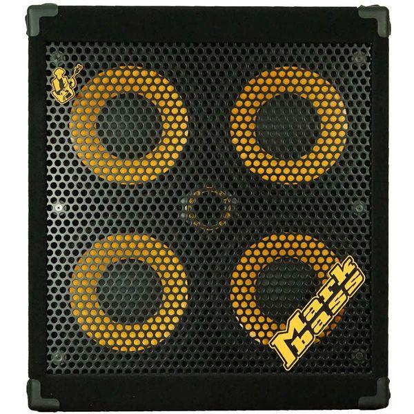 【送料込】Markbass マークベース MARCUS MILLER 104 CAB Marcus Miller マーカス・ミラー シグネチャー ベース・キャビネット MAK-MM104CAB 【smtb-TK】