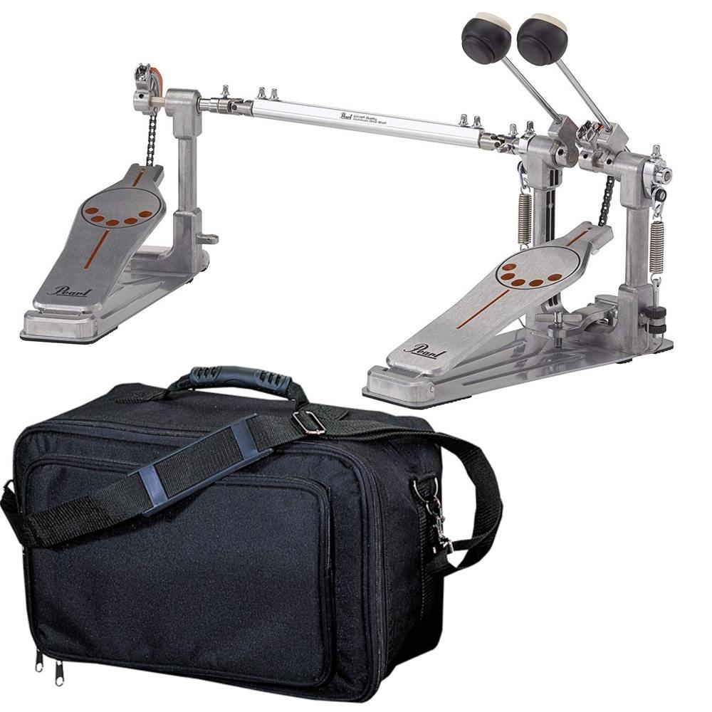 【送料込】【汎用ケースPCS-40付】Pearl パール P-932 Demonator ドラムペダル ツインペダル【smtb-TK】