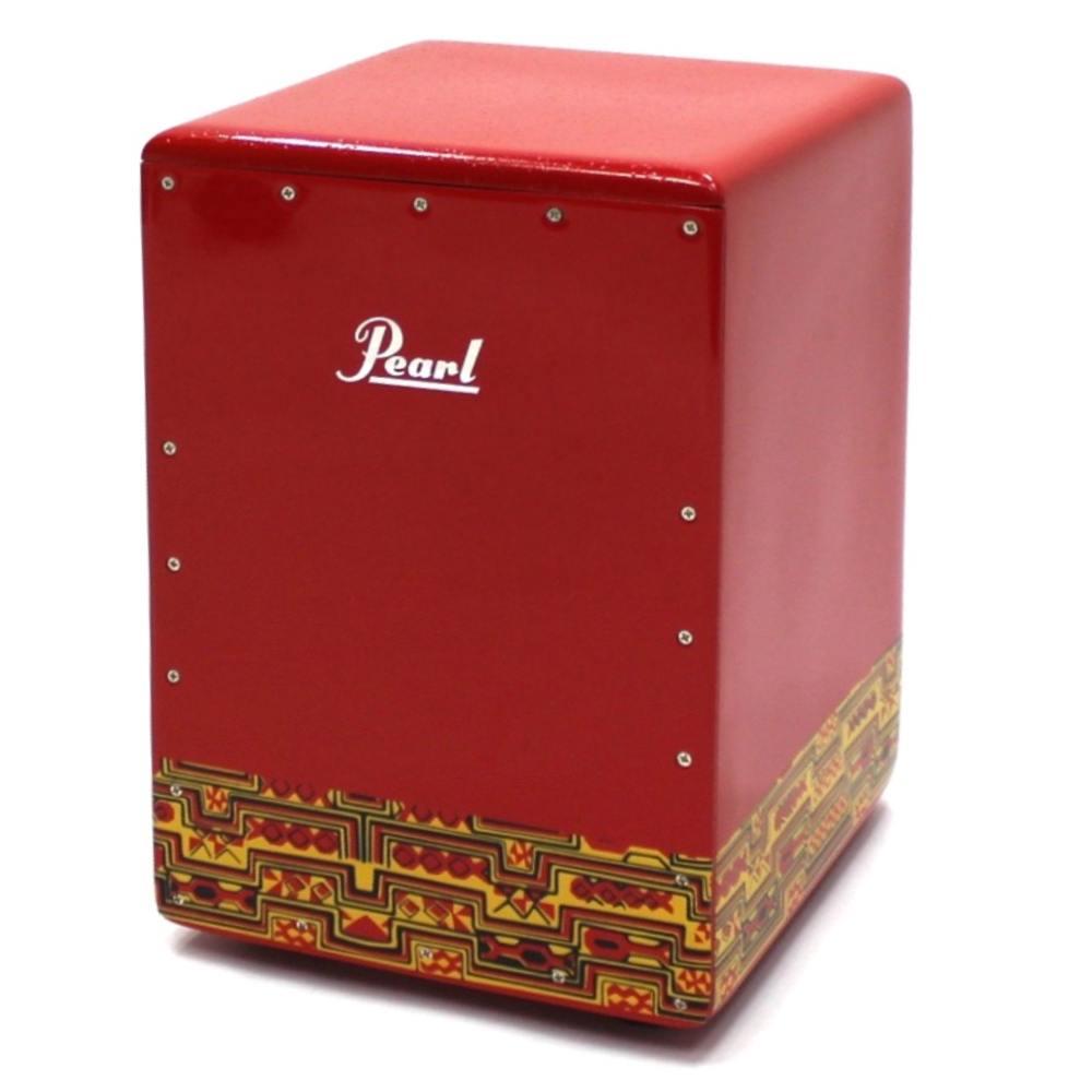 【送料込】【限定モデル】Pearl パール PFB-300 SR Sparkling Red Fun Box 子供用 ミニカホン【smtb-TK】