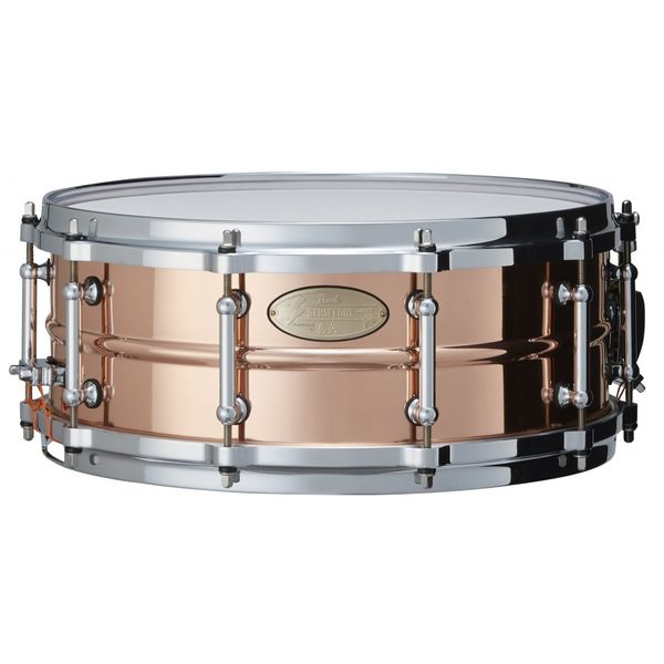 【送料込】Pearl パール STA1455CO/SY SensiTone Copper supervised by 真矢 LUNA SEA スネア【smtb-TK】