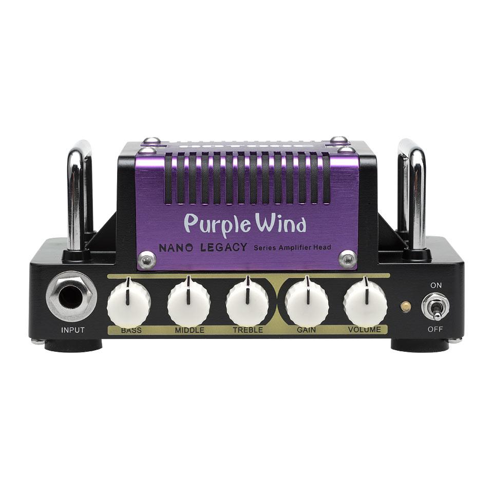 送料込 HOTONE 海外限定 ホットトーン PURPLE WIND 日本産 アナログ ギターアンプ 5W smtb-TK