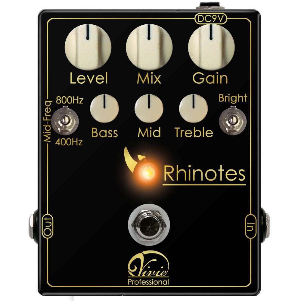 【送料込】Vivie ヴィヴィ Rhinotes ベース用 オーバードライブ【smtb-TK】