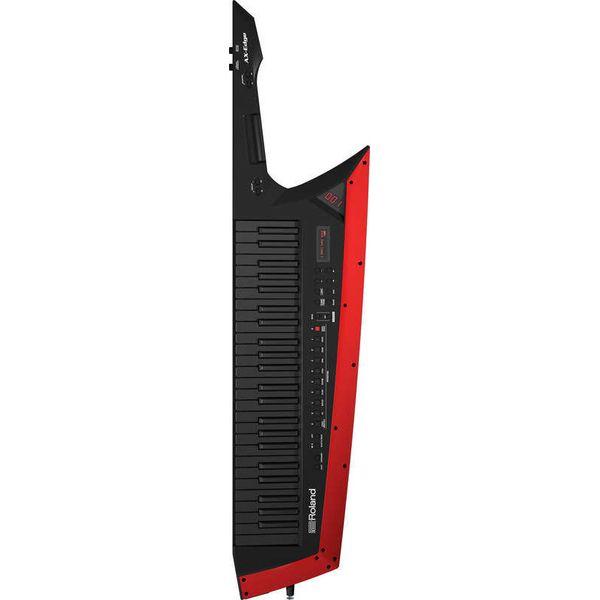 【送料込】Roland ローランド AX-Edge-B ブラック Keytar 49鍵盤キーター【smtb-TK】