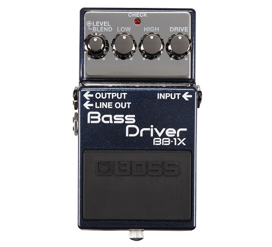 【送料込】BOSS/ボス BB-1X Bass Driver ベースドライバー【smtb-TK】