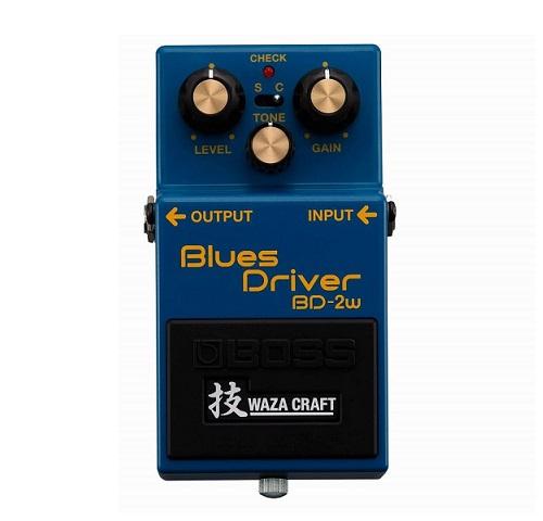 【特典付】【送料込】BOSS ボス BD-2W(J) Blues Driver WAZA CRAFT コンパクト・エフェクター ブルース・ドライバー【smtb-TK】