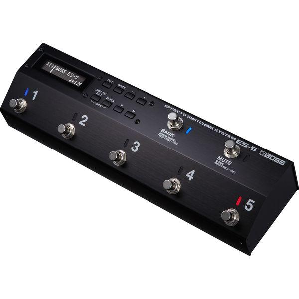 【送料込】BOSS ボス ES-5 Effects Switching System コンパクトなスイッチャー【smtb-TK】