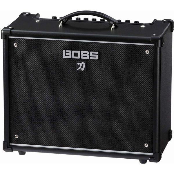 【送料込】BOSS ボス KATANA-50 KTN-50 Guitar Amplifier BOSSフラッグシップの技を継承する切れ味鋭い本格的ロック・サウンド【smtb-TK】