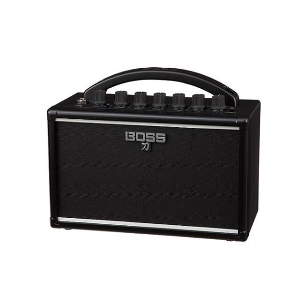 【送料込】BOSS ボス KATANA-MINI KTN-MINI Guitar Amplifier 本格的ロック・アンプのDNAをバッテリー駆動のポータブル・アンプに凝縮【smtb-TK】