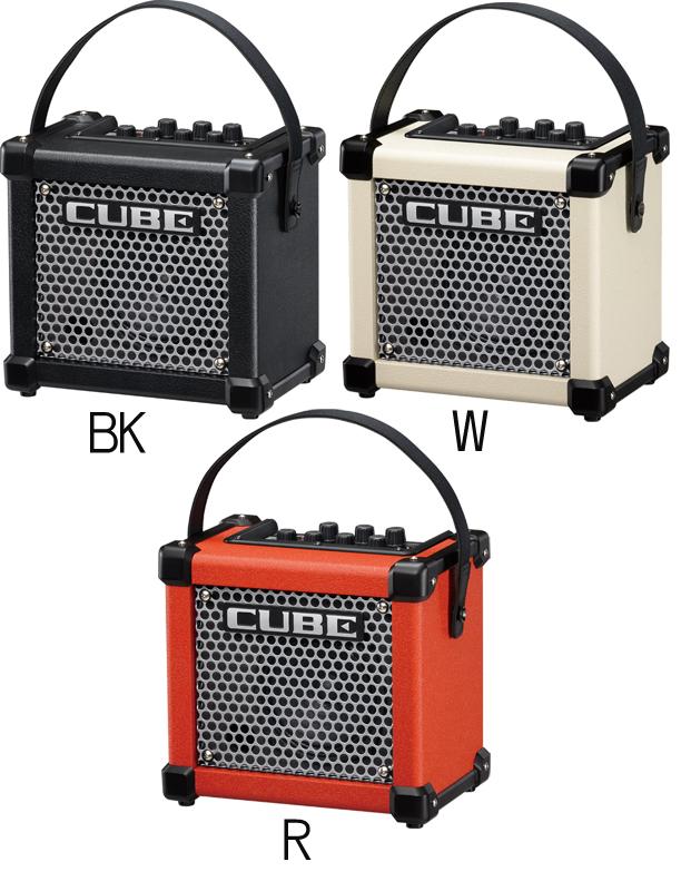 【送料込】Roland/ローランド MICRO CUBE GX/全3色 Guitar Amplifier [M-CUBE GX]【smtb-TK】