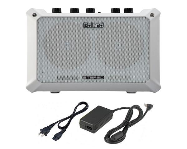 【送料込】【ACアダプター/PSB-100付】Roland/ローランド MOBILE BA Battery Powered Stereo Amplifier【smtb-TK】