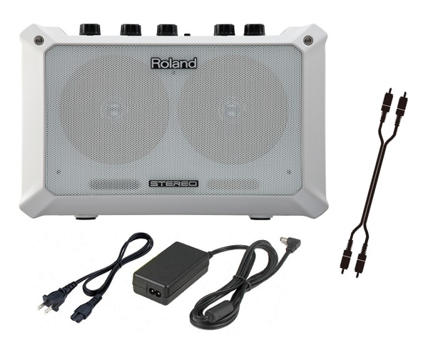 大人女性の 【送料込 Amplifier【smtb-TK】】【ACアダプター+ピンケーブル付】Roland/ローランド MOBILE Powered BA Battery Battery Powered Stereo Amplifier【smtb-TK】, WORM TOKYO:b17ab385 --- konecti.dominiotemporario.com