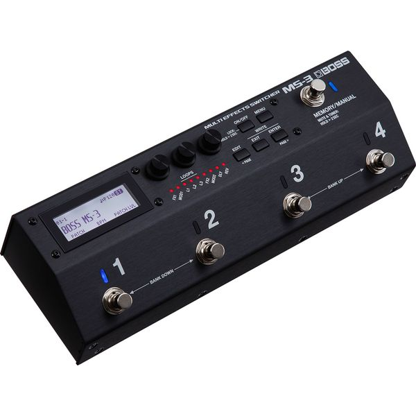 【送料込】BOSS ボス MS-3 Multi Effects Switcher【smtb-TK】