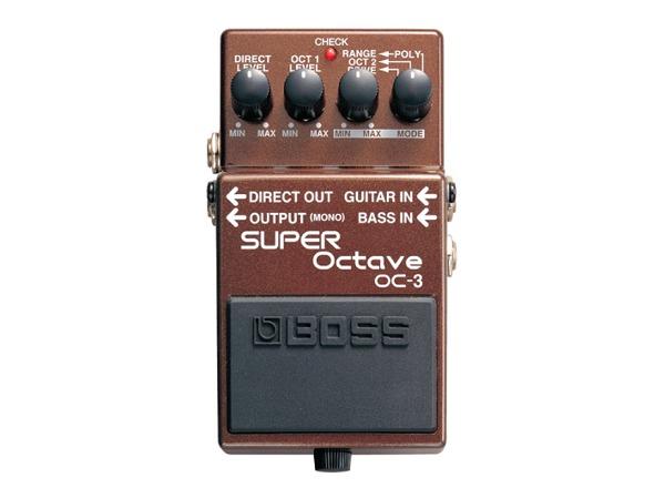 【送料込】BOSS/ボス OC-3 SUPER Octave オクターブ・エフェクト【smtb-TK】