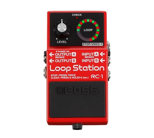 """【送料込】BOSS/ボス RC-1/Loop Station もう迷わせない。""""ルーパー""""はじめるならBOSS【smtb-TK】"""