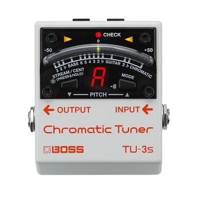 【ポイント9倍】【送料込】BOSS ボス TU-3S Chromatic Tuner 【smtb-TK】