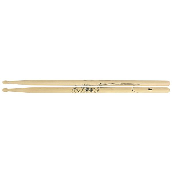 【送料込】【スティック12ペア】パール Pearl Drum Stick 169H×12ペア ヒッコリー RIZE 金子ノブアキモデル【smtb-TK】