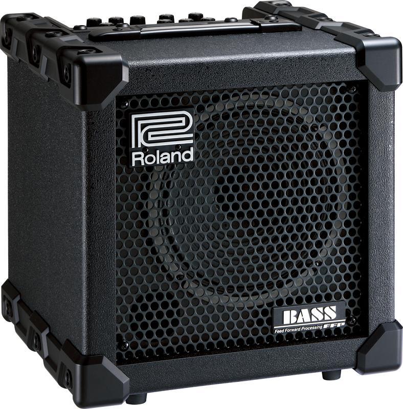 【送料込】ローランド Roland CB-20XL 高機能ベース・アンプCUBE-20XL BASS【smtb-TK】