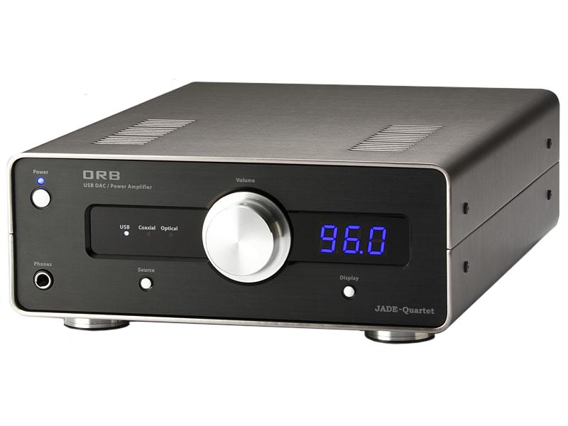 【送料込】オーブ ORB JADE Quartet USB DAC / パワーアンプ【smtb-TK】