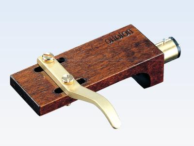 オルトフォン ortofon LH-8000 飛騨の匠の技、楓材 オークヴィレッジ社製の木製ヘッドシェル