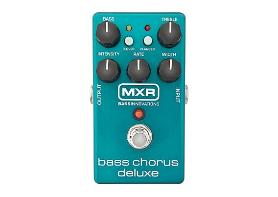 【送料込】【国内正規品】MXR M83/M-83 Bass Chorus Deluxe ベース用コーラス【安心の正規輸入品/メーカー保証付】【smtb-TK】
