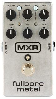 【送料込】【国内正規品】MXR M116/M-116 Fullbore Metal メタルのためのディストーション【安心の正規輸入品/メーカー保証付】【smtb-TK】