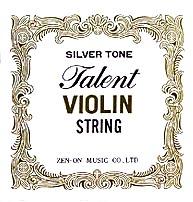 限定品 メール便 送料無料 代引不可 Talent タレント 分数 smtb-TK 迅速な対応で商品をお届け致します ZEN-ON ゼンオン 全音楽譜出版 バイオリン弦セット×3