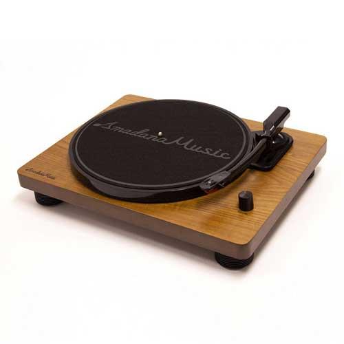 Amadana Music UIZZ 18520 SIBRECO レコードプレーヤー ターンテーブル