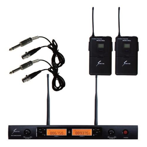 【送料込】SOUND PURE SP8022-GT2 デュアルチャンネルワイヤレスシステム ギター その他楽器用 【smtb-TK】