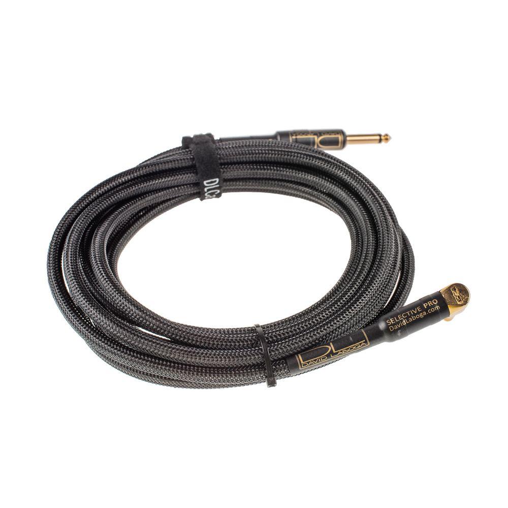 送料込 DL Cables SP-LS300 3m L S 正規店 DAVID シールド 全品最安値に挑戦 SELECTIVE ケーブル 楽器用 LABOGA Series smtb-TK PRO