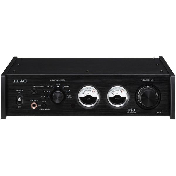 【送料込】TEAC ティアック AI-503-B USB DAC/プリメインアンプ 【smtb-TK】