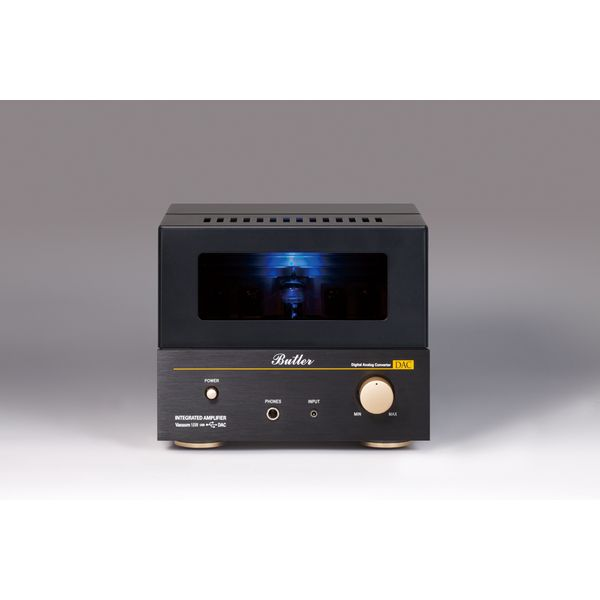 【送料込】Butler Vacuum 18W DAC プリメインアンプ USB DAC搭載 【smtb-TK】
