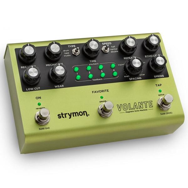 【送料込】Strymon ストライモン VOLANTE Magnetic Echo Machine マグネティック・エコーマシン【smtb-TK】
