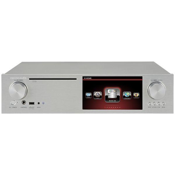 【送料込】cocktail Audio カクテルオーディオ X35 シルバー アンプ内蔵 マルチメディアプレーヤー ネットワーク オーディオプレーヤー 【smtb-TK】