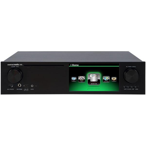 【送料込】cocktail Audio カクテルオーディオ X45 ブラック マルチメディアプレーヤー ネットワーク オーディオプレーヤー 【smtb-TK】