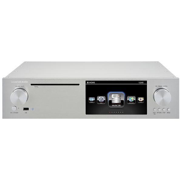 【送料込】cocktail Audio カクテルオーディオ X50D シルバー マルチメディアプレーヤー ネットワーク オーディオプレーヤー 【smtb-TK】
