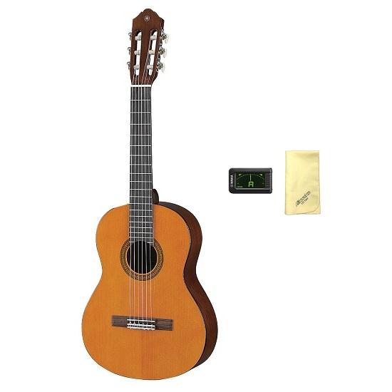 オンライン限定商品 送料込 愛曲クロス付 純正クリップチューナー YTC5+ソフトケース付 YAMAHA CGS102A 最もコンパクトなミニ ヤマハ 開店祝い クラシックギター smtb-TK