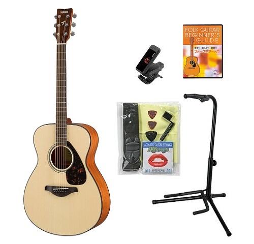 【送料込】【KORGクリップチューナー+教則DVD等付10点セット】YAMAHA ヤマハ FS800 アコースティックギター【smtb-TK】