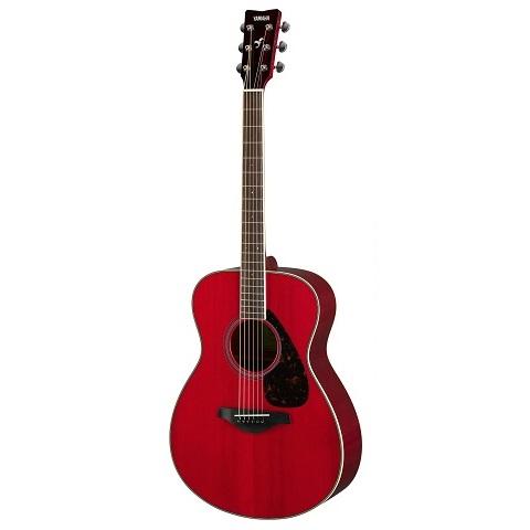 【送料込】【ソフトケース付】YAMAHA ヤマハ FS820/RR ルビーレッド アコースティックギター【smtb-TK】