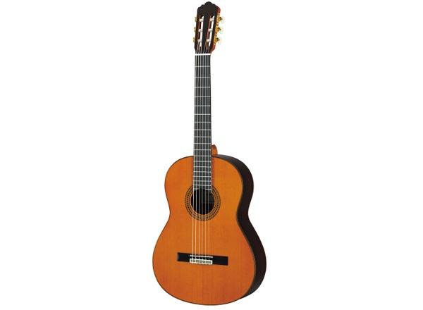 【送料込】【セミハードケース付】YAMAHA/ヤマハ GC22C クラシックギター/表板米杉単板【smtb-TK】