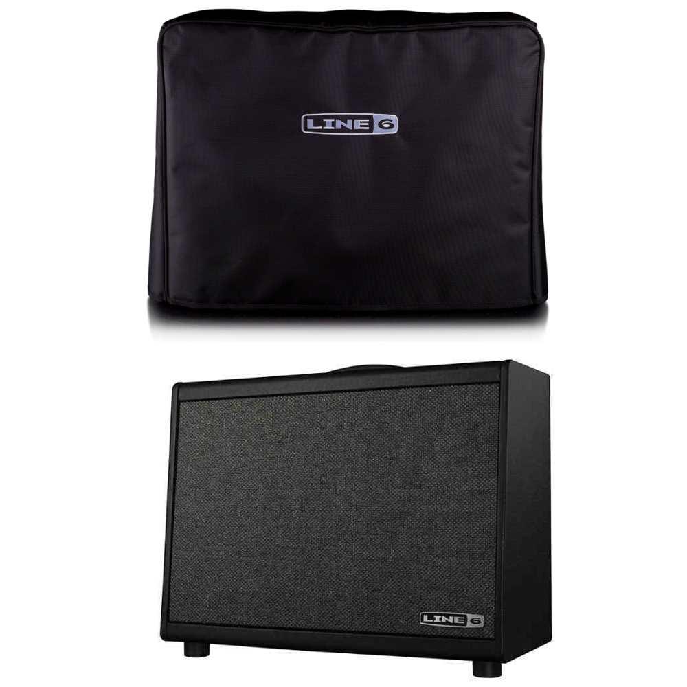 【送料込】【純正アンプカバー付】LINE6 ラインシックス Powercab 112 アクティブ・ギタースピーカー・システム【smtb-TK】